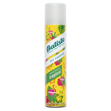 BATISTE DRY SHAMPOO (TROPICAL) 200ML