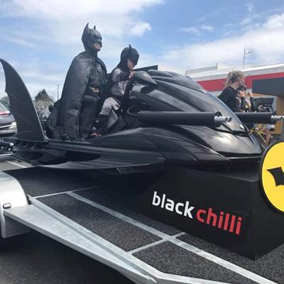 Batman Jetski