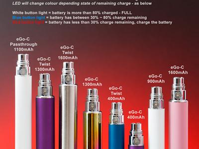Batteries & Passthrough