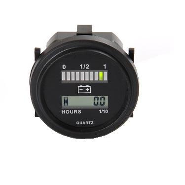 Battery Indicator / Hour Meter