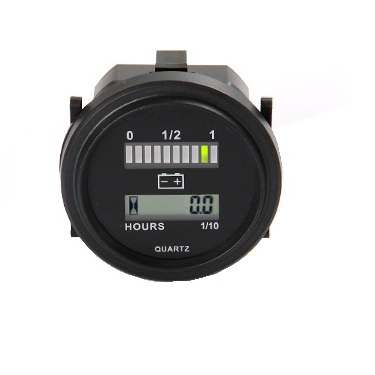 Battery Indicator / Hour Meter