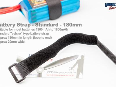 Battery Strap - Standard - 180mm