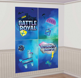 Battle Royal scene setter