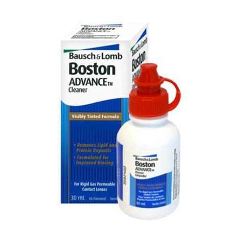 Bausch + Lomb Boston Advance Cleaner 30ml