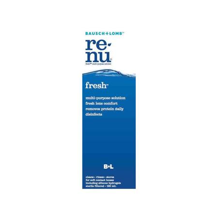 Bausch + Lomb Renu Fresh Multi-Purpose Solution 120ml