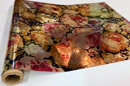 Baylee Flowers Foil