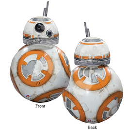 bb-8 str wars droid EP7 foil balloon