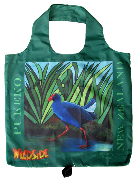 BB09 Beaut Bag Dawn's pukeko