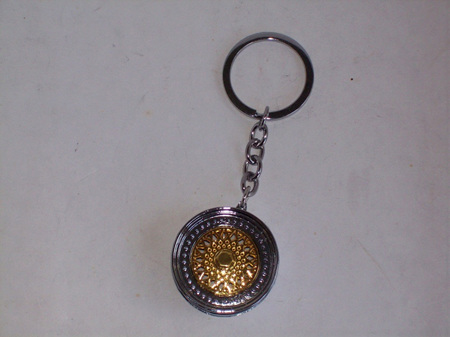 BBS Alloy Wheel Key Ring