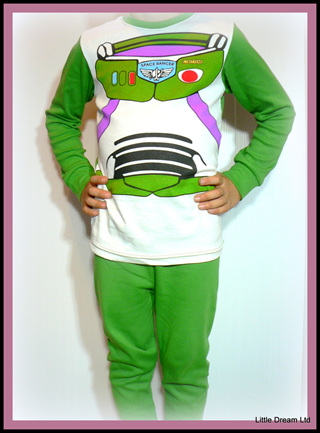 """""""Be A Space Ranger!"""""""