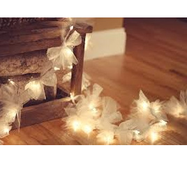 Be Creativity DIY Fairy Lights
