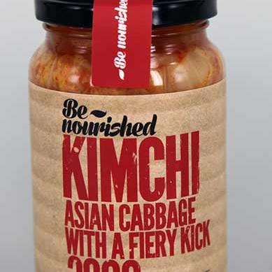 Be Nourished Kimchi 380g