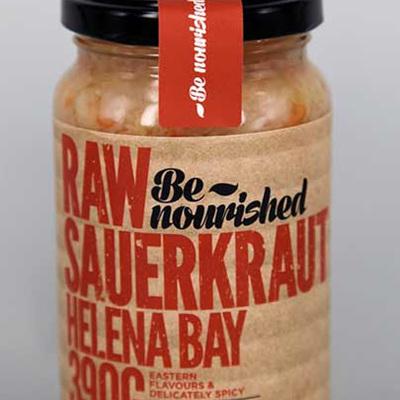 Be Nourished Sauerkraut Helena Bay 380g