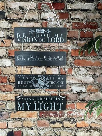 Be Thou My Vision DIY Kit