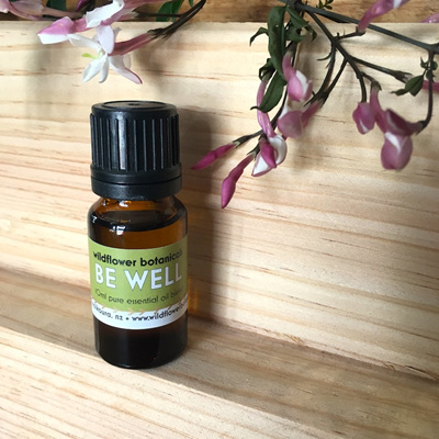 Be Well essential oil blend
