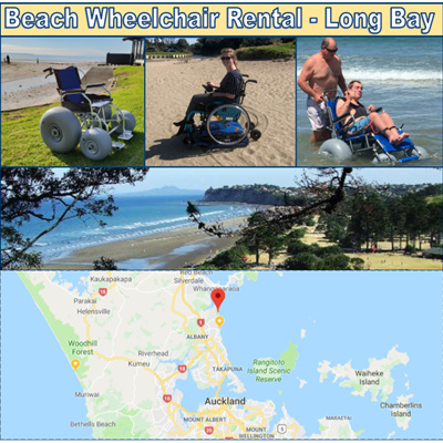 Beach/All Terrain Wheelchair Rental