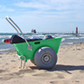 Beach Cart - 42cm Balloon Wheels