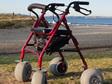 Beach Rollator