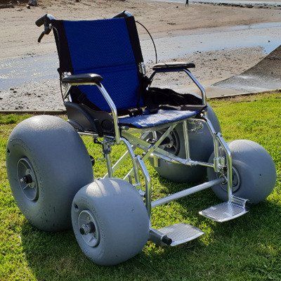 Beachwheels NZ Beach Wheelchair