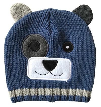 Beanie - Blue Bear