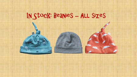 Beanies - All sizes