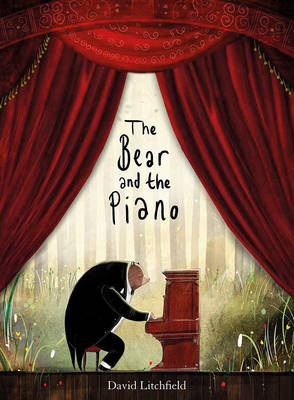 Bear and the Piano (PRE-ORDER ONLY)