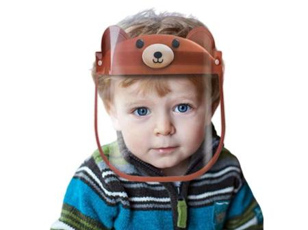 Bear Faceshield for Kids