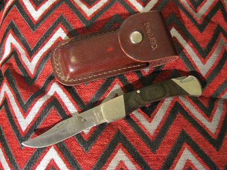 Bear MCG Mac Tools Folding Hunter (NG465)
