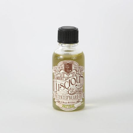 Beard Oil - Natural (Unscented)
