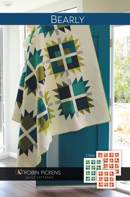 Bearly Quilt Pattern from Robin Pickens