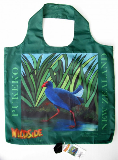 Beaut Bag - Dawn's New Pukeko Bag