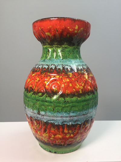 Beautiful Bay Keramik Vintage West German Vase