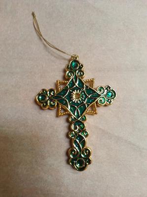 Beautiful Cross decoration