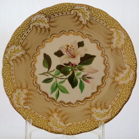 Beautiful Victorian Plates