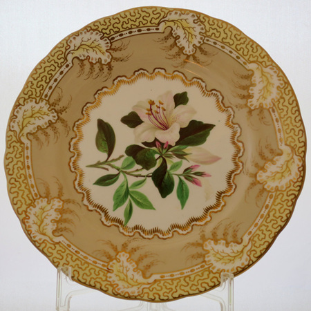 Beautiful Victorian Plates