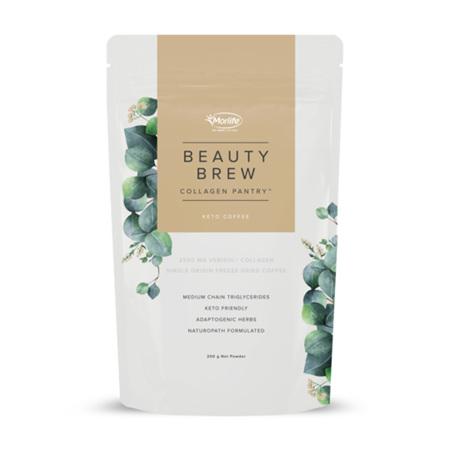 Beauty Brew Collagen Pantry Keto Coffee