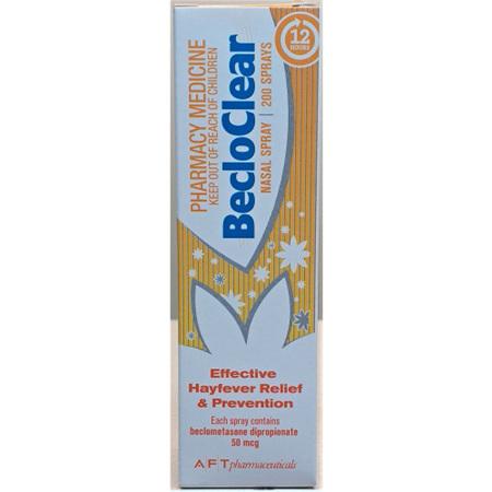 BecloClear Nasal Spray