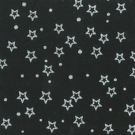 Becolourful Silver Stars BC27Q-X