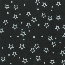 Becolourful Silver Stars BC27Q-X