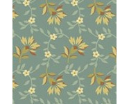 Bed of Roses - Lazy Day Dusty Teal