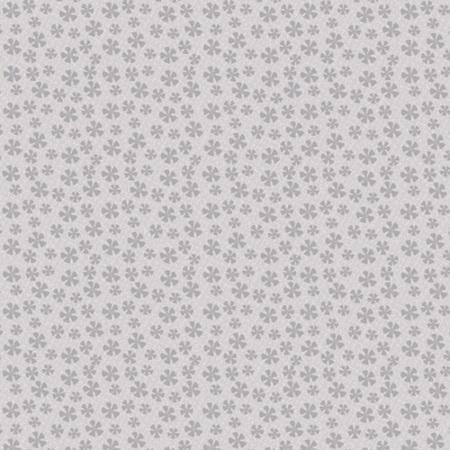 Bedrock Basics Flower Grey NT80430102