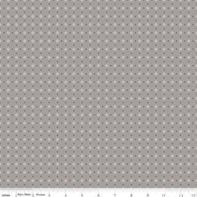 Bee Basics - Grey Dots
