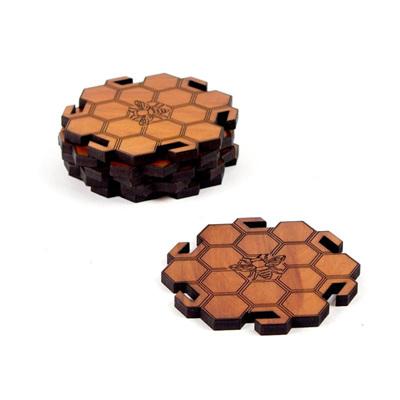 Bee Coaster Trivet
