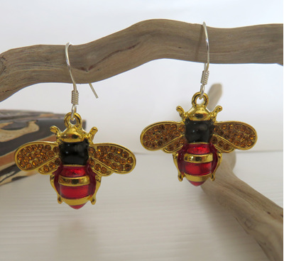 Bee Earrings ER09