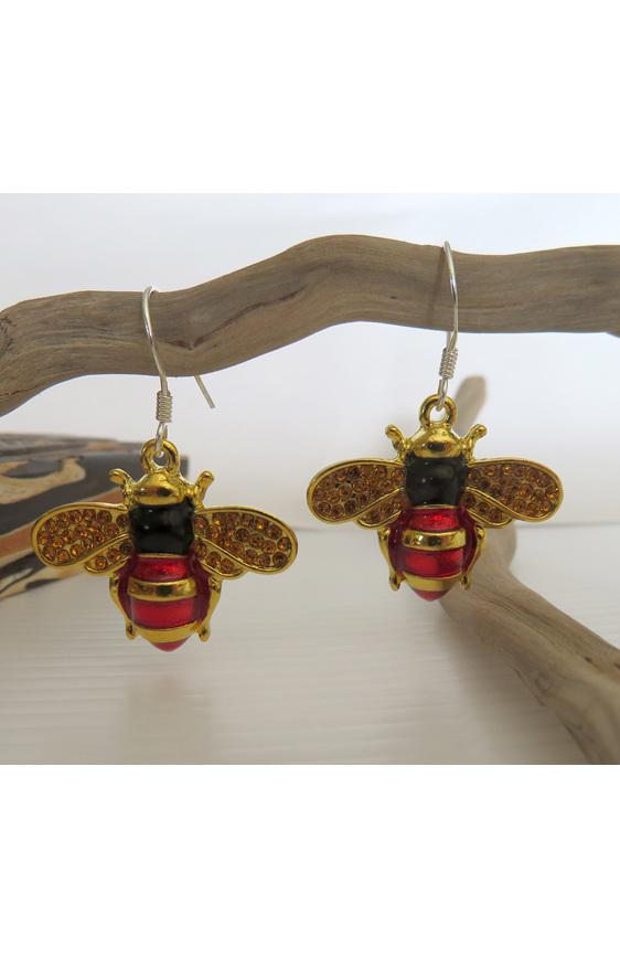 Bee Earrings ER09