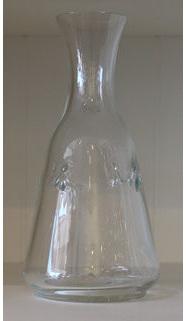 Bee Glassware Carafe