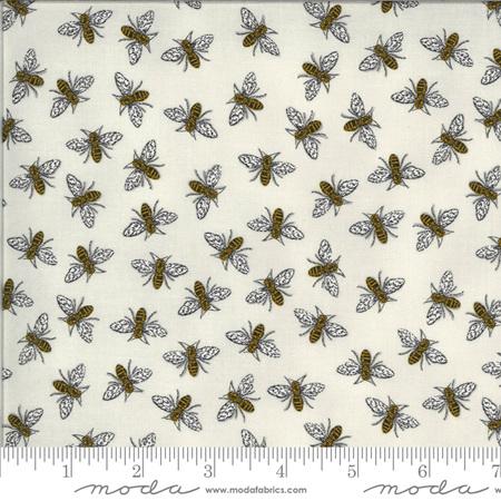 Bee Grateful Dove Grey Buzz 19965-14