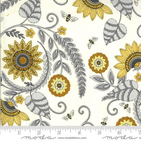 Bee Grateful Parchment Sunflower Garden 19961-11