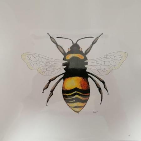 Bee Prints