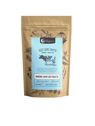 Beef Bone Broth Powder - Hearty Original 100g